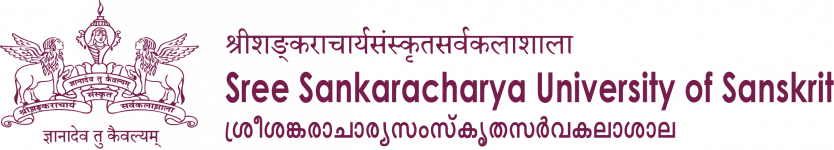 Logo of Sree Sankaracharya University of Sanskrit LMS