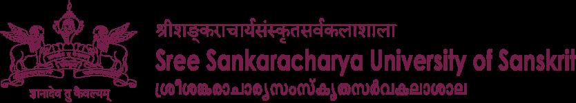 Logo of Sree Sankaracharya University of Sanskrit LMS